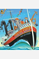 [ The Circus Ship Van Dusen, Chris ( Author ) ] { Paperback } 2015 Paperback