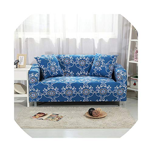 Beige Sofa Cover Stretch Furniture Covers Elastic Sofa Covers for Living Room Slipcovers for Armchairs Couch Covers,Color 13,1-Seater(90-140cm) (Uk Furniture Outdoor Ebay)