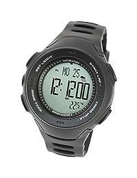[LAD WEATHER] American Triple Sensor Watch Altimeter Barometer Compass Weather pedometer
