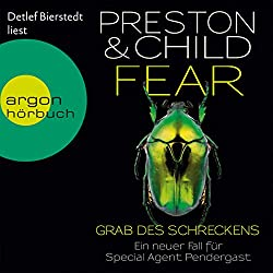 Fear: Grab des Schreckens (Pendergast 12)