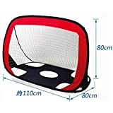 Mini Soccer Goal Portable Football Door Net for World Cup 2018 Kids Training Practice Exercise Play Game Supply Boy Gift