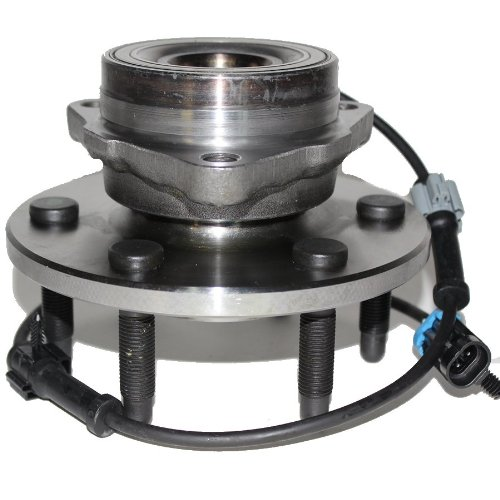 4x4 Only Brand New Front Left Wheel Hub and Bearing Assembly for Canyon, Colorado 4x4 6 Lug W/ABS 515110