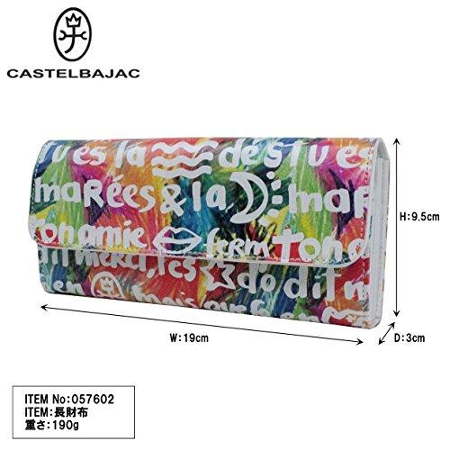 A 057602 Castelbajac Paño Largo Negro Fiscal Oportunidad UxqHzwaZ