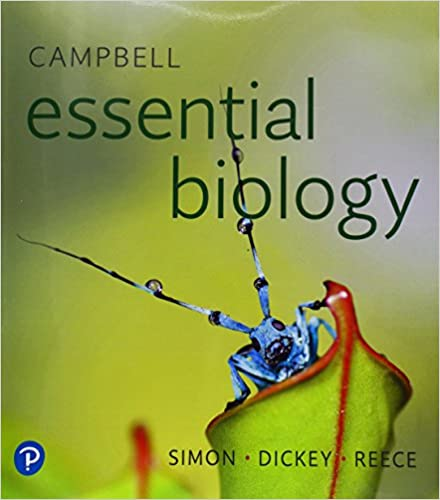 Amazoncom Campbell Essential Biology Plus Mastering Biology With