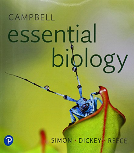 Campbell Essential Biology Plus MasteringBiology with Pearson eText - Access Card Package (7th Edition)