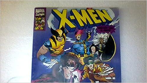 X-Men Enter the X-Men (Marvel Comics)