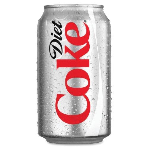 amazon com coca cola refreshments diet coke 12 oz can sold