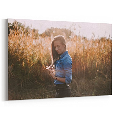 Adara Wood - Westlake Art Woman Female - 5x7 Canvas Print Wall Art - Canvas Stretched Gallery Wrap Modern Picture Photography Artwork - Ready to Hang 5x7 Inch