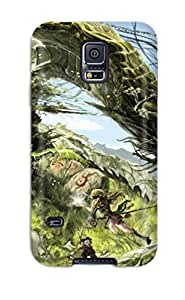 Tpu PjiFwoG21173wyoHl Case Cover Protector For Galaxy S5 - Attractive Case
