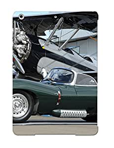New Arrival Premium Ipad Air Case Cover With Appearance (1957 Jaguar Xkss Retro Supercar Supercars Airplane Aircraft Plane )