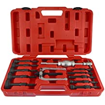 Bearing Extractor Puller Remover Inner Blind Bearing Removal Set 16pcs