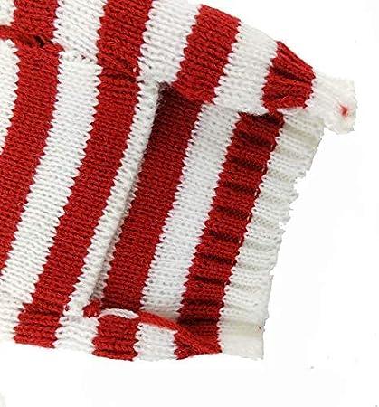 Tengzhi Christmas Dog Sweaters Xmas Dog Holiday Sweaters New Year Sweater Jumper Winter Pet Clothes Small Medium Dog Cat Costume