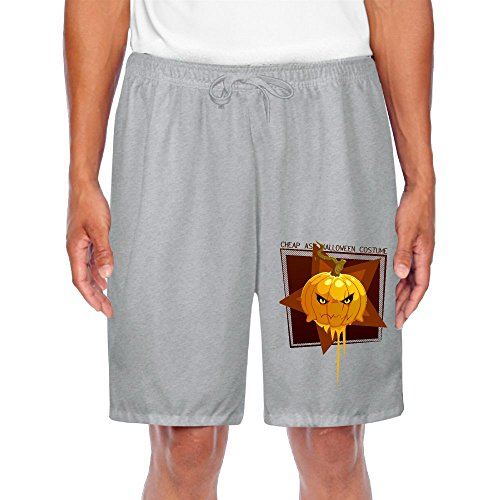 Ewok Costume Pattern (Shorts Sweatpants For Men Cheap Ass Halloween Costume Pumpkin Performance Short Pants ZHONGRANINC)