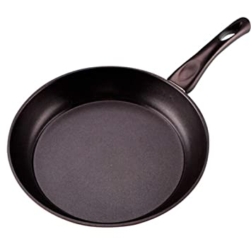 Sarten Antiadherente, Saludable Pan, Filete Sartén, Cocina De Induccion/Estufa De Gas Universal, Sin Cubrir, Aleación, 26cm (10.23in): Amazon.es: Hogar