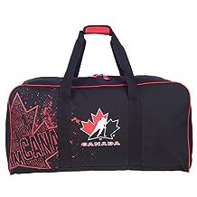 """Hockey Canada Official 30"""" Equipment Hockey Duffel Bag"""