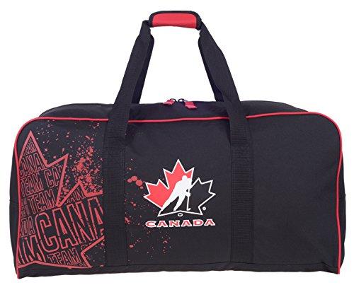 (Hockey Canada Official 30 Inch Hockey Equipment Duffle Bag)