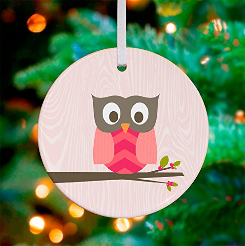 Ornament, Olivia the Owl/, 3