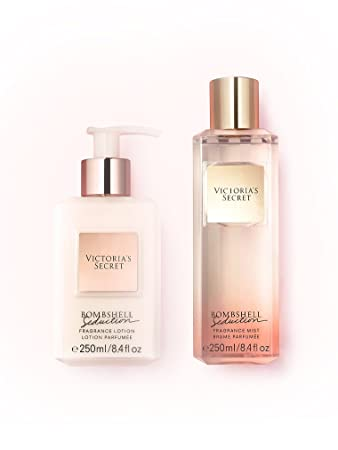 ae59478261 Image Unavailable. Image not available for. Color  Victoria s Secret  Bombshell Seduction Fragrance Mist and Lotion