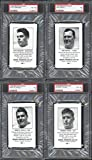 1946 Browns Sears Full Set (8) ONLY 5 EXIST w/PSA 4