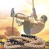 letsgood Gym Fitness Training Climbing Ropes