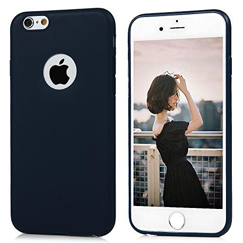 3e6e34223f7 3x Funda iPhone 6 Plus, Carcasa Silicona Gel iPhone 6s Plus - Mavis's Diary  Mate Case Ultra ...