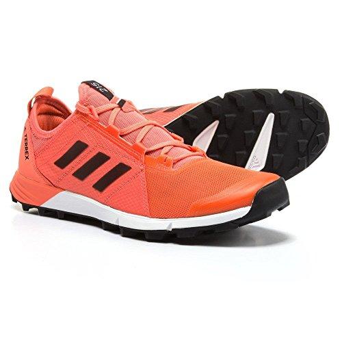 暗くする遺伝子比類なき(アディダス) adidas レディース ランニング?ウォーキング シューズ?靴 outdoor Terrex Agravic Speed Trail Running Shoes [並行輸入品]