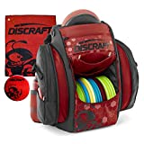 Discraft Grip EQ BX BUZZZ Disc Golf Bag (Fire)