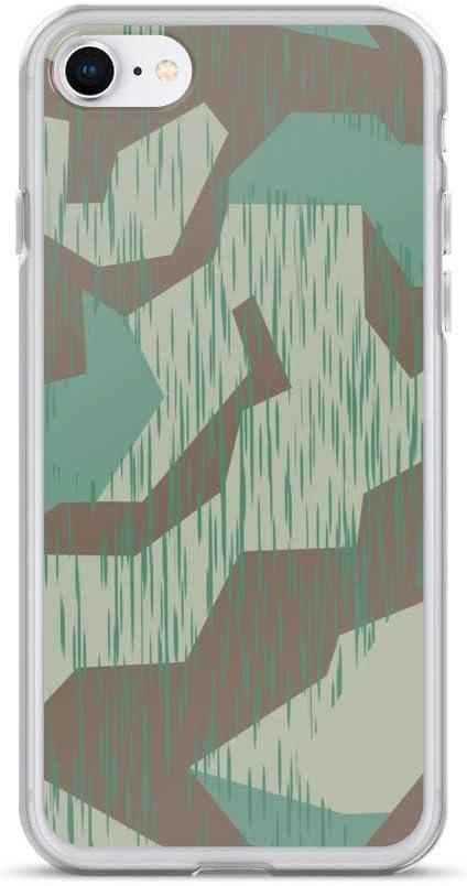 Coque pour iPhone 8 WW2 - WWII - Whrmacht Splinter Camo ...