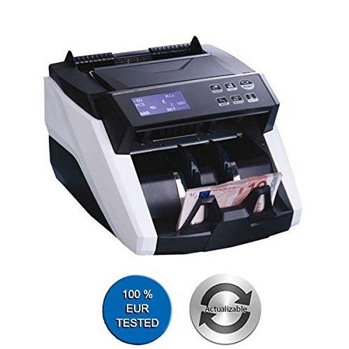 Totalizador y Detector de Billetes Falsos DPE