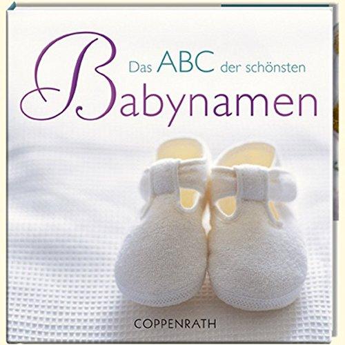 BelLibri: Das ABC der schönsten Babynamen (Geschenkbücher für Erwachsene)