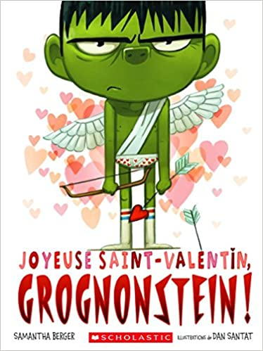 Joyeuse Saint Valentin Grognonstein French Edition Samantha