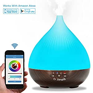 Amazon.com: Alexa Diffuser, Ultrasonic Diffuser Generation