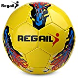 Size 5 Official Match Football Outdoor Indoor Training Soccer