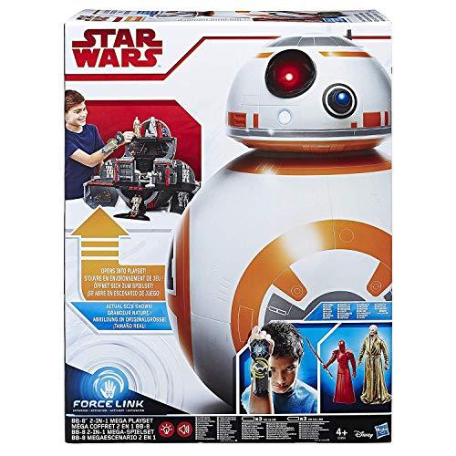 (Star Wars Force Link BB-8 2-in-1 Mega Playset including Force Link)