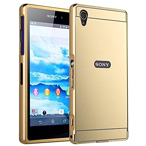 Sony Xperia Z1 Case,DAMONDY Luxury Metal Air Aluminum ... | 500 x 500 jpeg 38kB