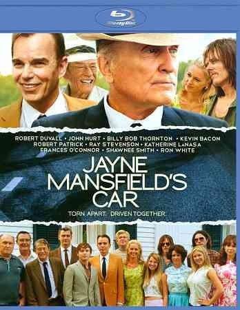 JAYNE MANSFIELDS CAR (BLU-RAY) JAYNE MANSFIELDS CAR (BLU-RAY)