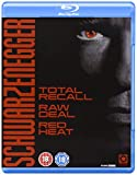 Schwarzenegger Collection (Total Recall/Red Heat/Raw Deal) [Blu-ray]