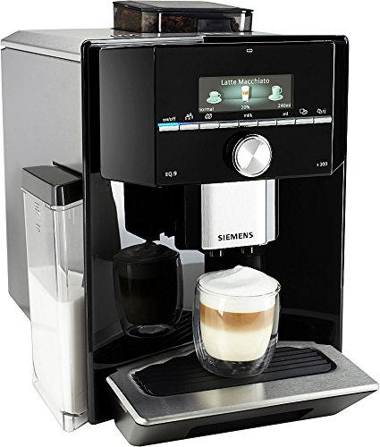 siemens espresso machine eq 9 ti903509de fully automatic new made in germany coffee store. Black Bedroom Furniture Sets. Home Design Ideas