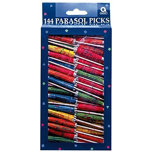 Parasol Assorted Picks   144 -