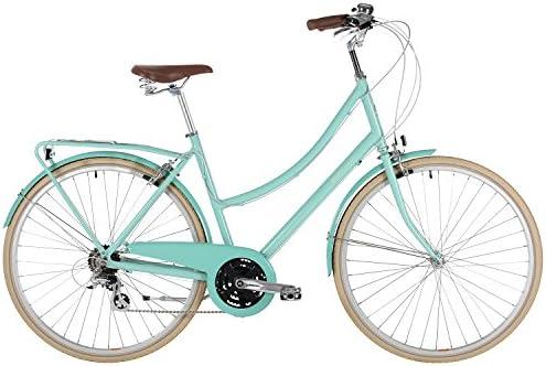 BOBBIN Brownie Luxe Bicicleta Urbana, Mujer, Turquesa (st Ives Green), 40: Amazon.es: Deportes y aire libre