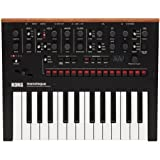 Korg Monologue Monophonic Analog Synthesizer with Presets -Black (MONOLOGUEBK)