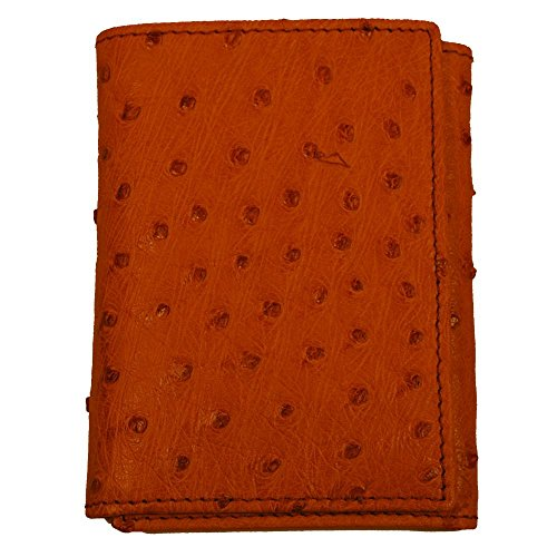budd-leather-genuine-ostrich-trifold-wallet
