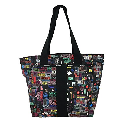 - LeSportsac Essential Everyday Tote, NYC Empire State C