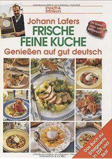 Frische regionale kuche