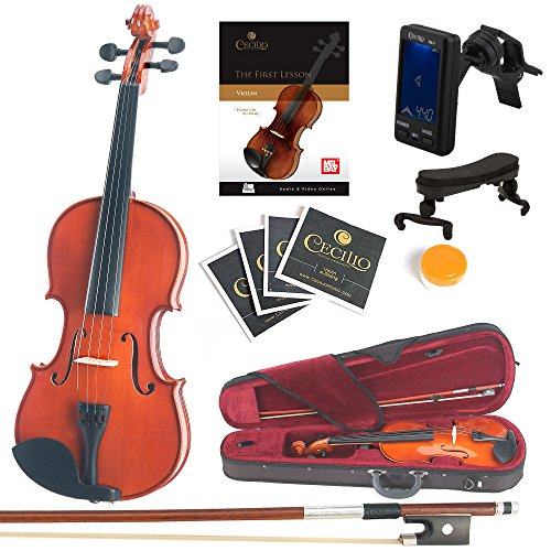 mendini-full-size-4-4-mv200-solid-wood-violin-with-tuner-lesson-book-extra-strings-shoulder-rest-bow