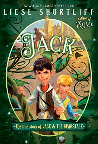 jack and the beanstalk book - 5