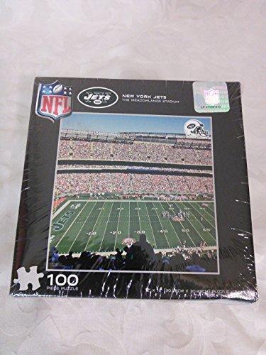 New York Jets Meadowlands Stadium 100 Pc Stadium [12