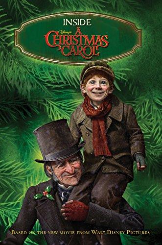 Christmas Carols Movie.Inside Disney S A Christmas Carol Disney Movie Tie In