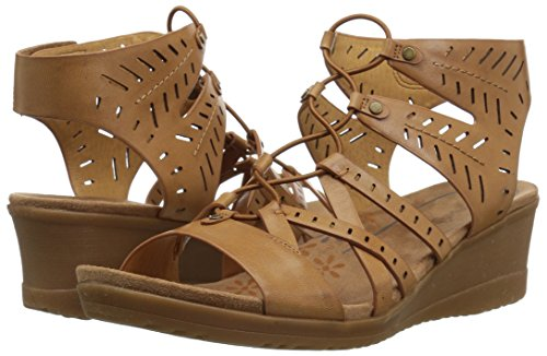 Women sandalia 's Caoba Baretraps 3Tz3jrqfhX q0xdFOwxY