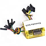 Bent Pin CC3D Open Source Flight Controller 32 Bits Processor for Multirotor Quadcopter QAV250 FPV250 with Protect Yellow Box
